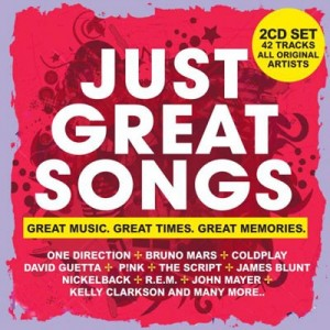 Just Great Songs CD - CDBSP3324