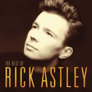 Rick Astley  - The Best Of CD - CDRCA7430