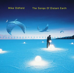 Mike Oldfield - The Songs of Distant Earth VINYL - 2564623321