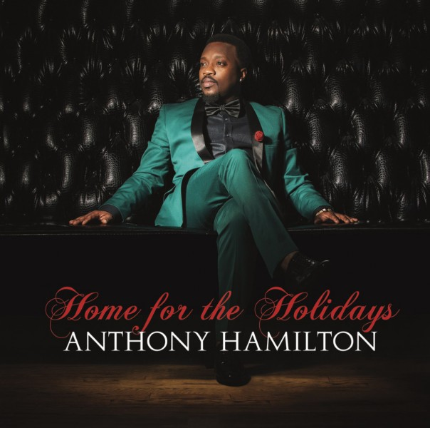 Anthony Hamilton - Home For The Holidays CD - CDRCA7434