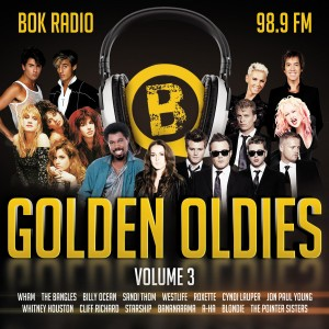 Bok Radio Golden Oldies Vol.3 CD - CDSEL0083