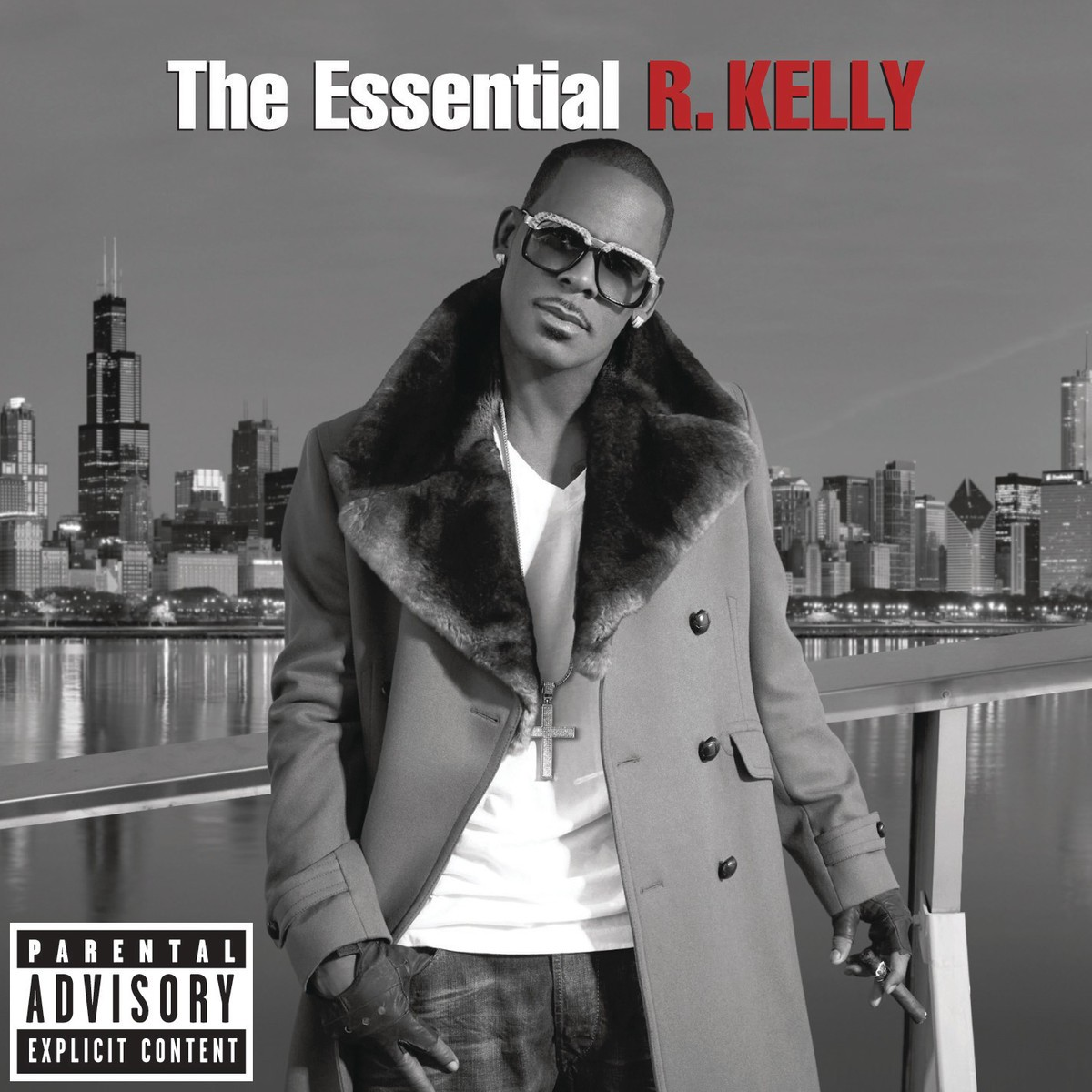 R. Kelly - The Essential (Explicit) CD - CDJAY273