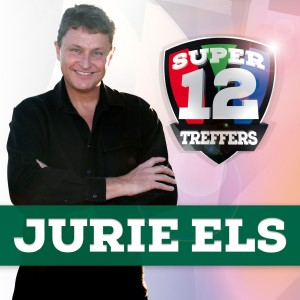 Jurie Els - Super 12 Treffers CD - NEXTCD513