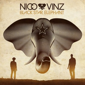 Nico & Vinz - Black Star Elephant CD - WBCD 2327