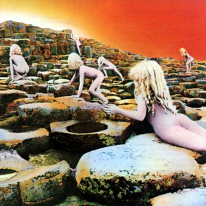 Led Zeppelin - Houses of the Holy (Remastered) CD - 8122795828