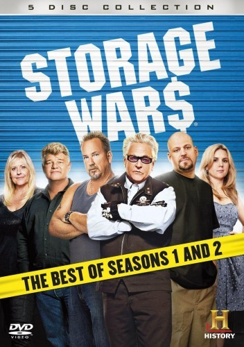 Storage Wars - The Best OF Seasons 1 & 2 DVD - GOHC7100