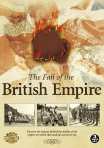 The Fall Of The British Empire DVD - GRD9024