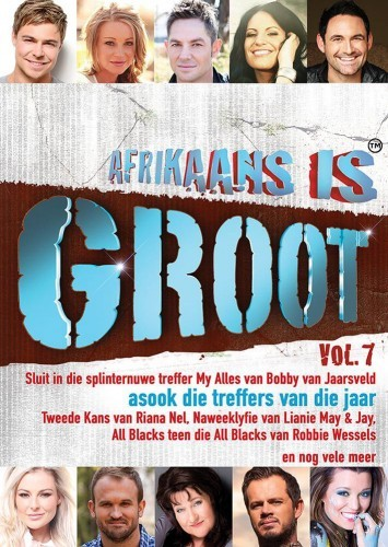 Afrikaans Is Groot Vol.7 DVD - DVDJUKE 35
