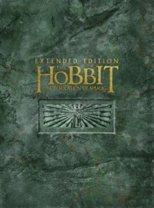 The Hobbit: The Desolation of Smaug Extended Edition  DVD - Y33271 DVDW