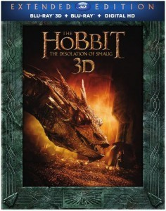 The Hobbit: The Desolation of Smaug Extended Edition Blu-Ray - Y33272 BDW