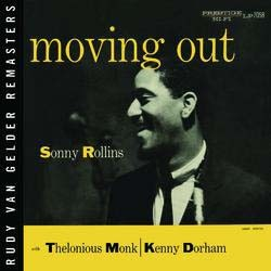Sonny Rollins - Moving Out CD - 08880 7231594