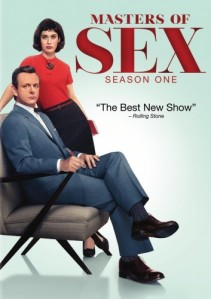 Masters of Sex: Season 1 DVD - 10225711