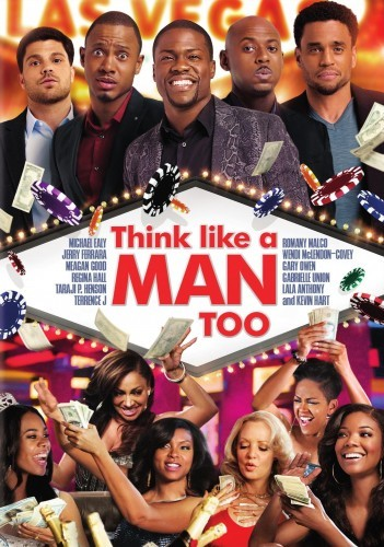Think Like a Man Too DVD - 10225683