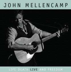 John Mellencamp - Life, Death, Live And Freedom CD - 08880 7231685