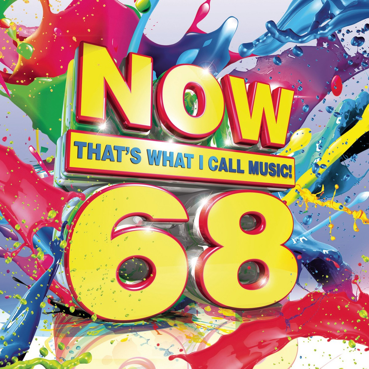 Now That S What I Call Music 68 Cd Echo S Record Bar