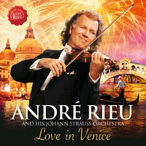 Andre Rieu - Love In Venice CD - 06025 3794632