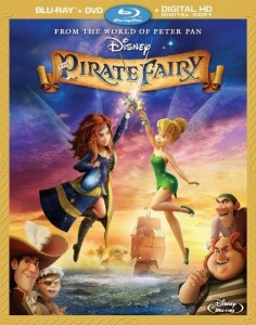 Tinker Bell and the Pirate Fairy Blu-Ray - 10224091