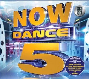Now Dance 5 CD - CDBSP3326
