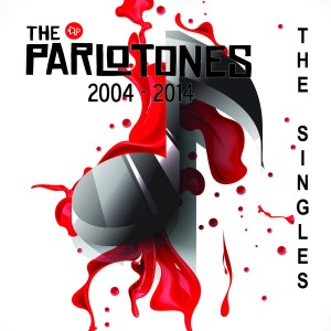 The Parlotones - The Singles 2004 - 2014 CD - SOVCD056