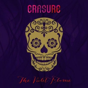 Erasure - The Violet Flame CD - CDJUST 729
