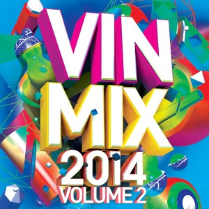 Vin D - Vin Mix 2014 Vol.2 CD - CDJUST 723