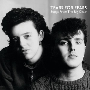 Tears For Fears - Songs From The Big Chair CD - 06025 3795675