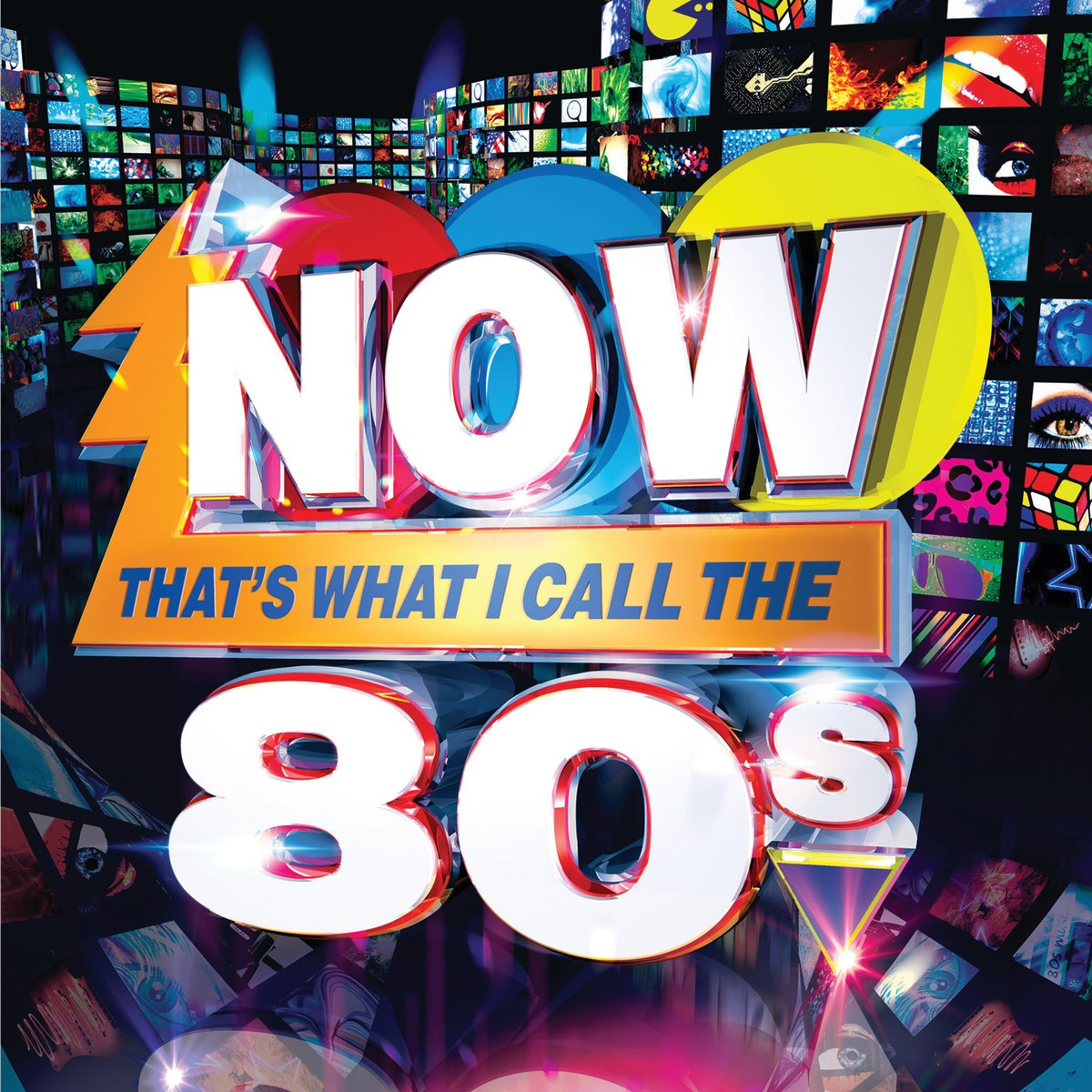 Now That S What I Call The 80 S Cd Echo S Record Bar