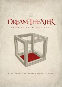 Dream Theater - Breaking The Fourth Wall Blu-Ray - RR7536-3