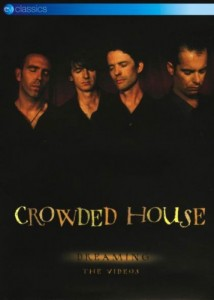Crowded House - Dreaming - The Videos CD - DVERE054