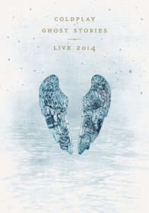 Coldplay - Ghost Stories: Live 2014 DVD+CD - 2564620608