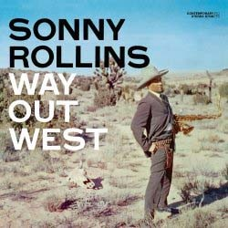 Sonny Rollins - Way Out West (Ojc Remaster) CD - 08880 7231993