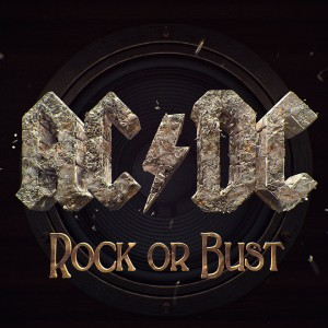 AC/DC - Rock or Bust CD - 88875034852