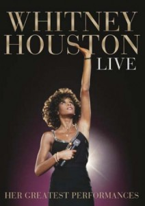 Whitney Houston - Live - Her Greatest Performances DVD - DVAST581