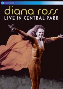 Diana Ross - Live In Central Park DVD - 50363 6985039