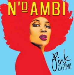 N'Dambi - Pink Elephant CD - 08880 7232008