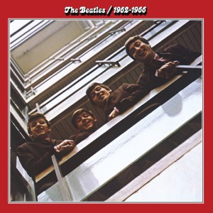 The Beatles - The Beatles 1962-1966 (The Red Album) VINYL - 06025 4704845