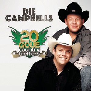 Die Campbells - 20 Goue Country Treffers CD - CDSEL0090