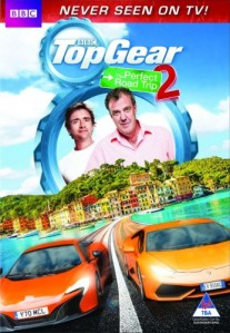 Top Gear: The Perfect Road Trip 2 DVD - L2EDVD0880