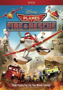 Planes: Fire & Rescue DVD - 10224551
