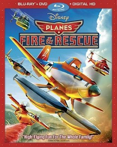 Planes: Fire & Rescue Blu-Ray - 10224552