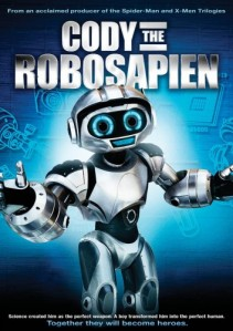 Cody the Robosapien DVD - 04081 DVDI