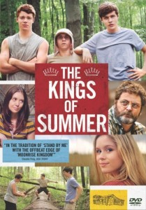 The Kings of Summer DVD - 04082 DVDI