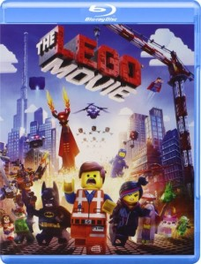 The Lego Movie Blu-Ray - Y33225 BDW