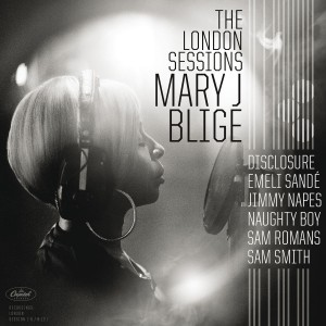 Mary J. Blige - The London Sessions CD - 06025 4700719