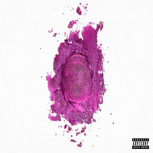 Nicki Minaj - The Pinkprint CD - 06025 4716384