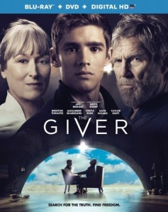 The Giver Blu-Ray - 10224470