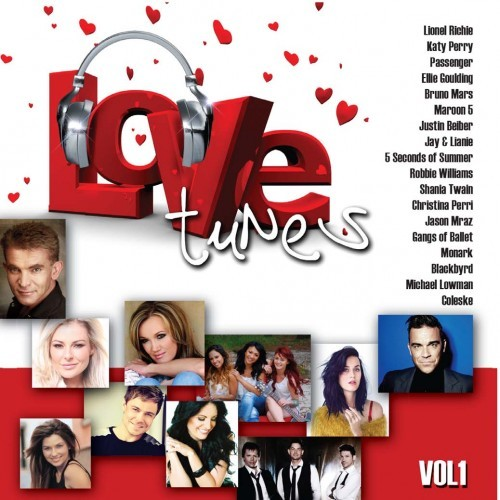 Love Tunes Vol. 1 CD - CDJUKE 105