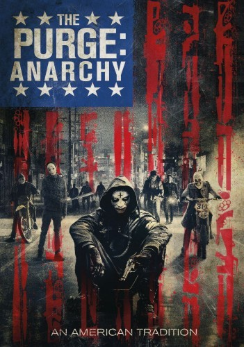 The Purge: Anarchy DVD - 72485 DVDU