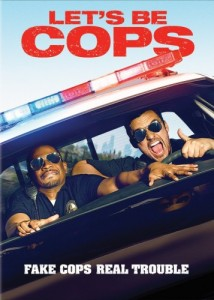 Let's Be Cops DVD - 62515 DVDF