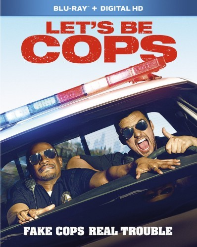 Let's Be Cops Blu-Ray - BDF 62515